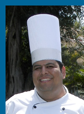 Chef Juan Luis Ruelas Almazan, Casa Velas, Puerto Vallarta, Mexico - photo by Luxury Experience