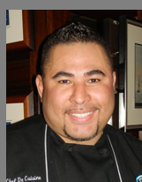 Chef Gese Rodriquez - Fresh Salt, Old Saybrook, CT - photo by Luxury Experience
