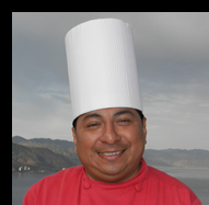 Chef Vidal Mezela Noh, Grand Miramar, Puerto Vallarta.Mexico - Photo by Luxury Experience