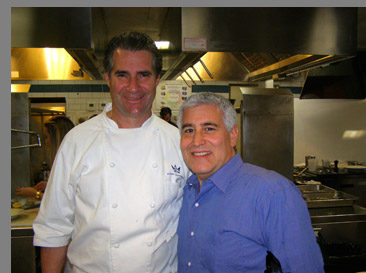 Chef Kerry Heffernan and Edward F Nesta New York Culinary Experience - Photo by Luxury Experience