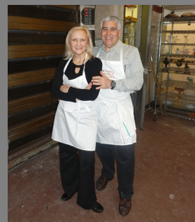 Debra Argen and Edward Nesta - New York Culinary Experience 2016 - photo by Luxury Experience