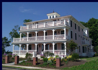 Three Stories at Saybrook Point Inn - photo by Luxury Experience