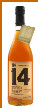 No. 14 Bourbon - Vermont Spirits