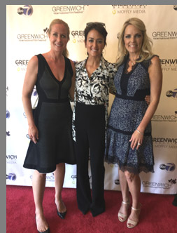 GIFF - 2017 - Colleen Deveer, Wendy Reyes, Ginger Stickel - photo by Luxury Experience