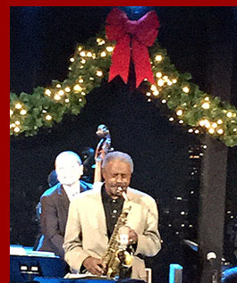 Charles McPherson - Dizzy's Club Coca-Cola, NYC - photo by Luxury Experience