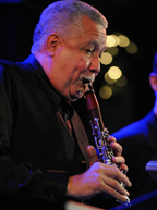 Paquito D'Rivera - photo by Frank Stewart Jazz at Lincoln Center