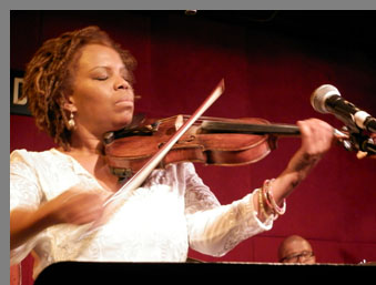 Regina Carter at Jazz Standard, NYC, USA - photo by Luxury Experience
