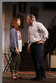 Westport Playhouse - Appropriate - Betsy Aidem, David Aaron Baker - by crosegg