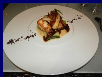 Roasted Mahi-Mahi -photo by Luxury Experience